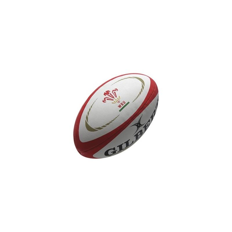 Ballon Rugby Replica Pays de Galles / Gilbert