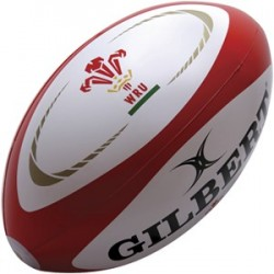 Ballon Rugby Gonflable Géant Galles / Gilbert