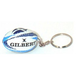 Porte-Clefs Ballon Rugby Flower of Scotland / Gilbert