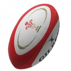 Ballon Midi Rugby Replica Pays de Galles / Gilbert