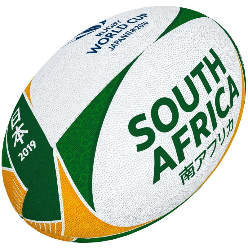 Ballon Rugby Supporter Afrique du Sud RWC 2019 / Gilbert