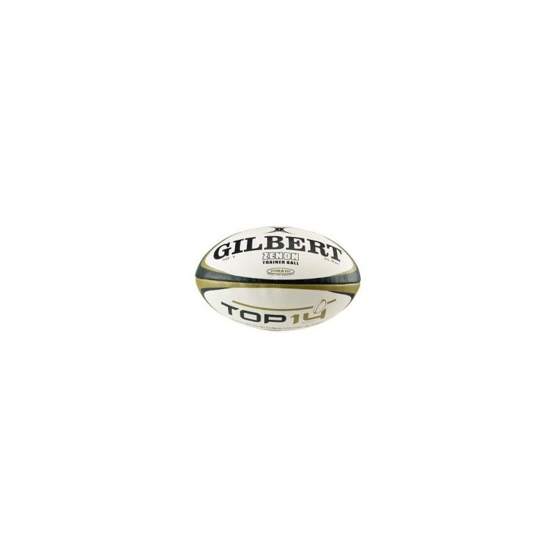 589f4548b394a Mini Ballon Rugby Replica Top14 / Gilbert