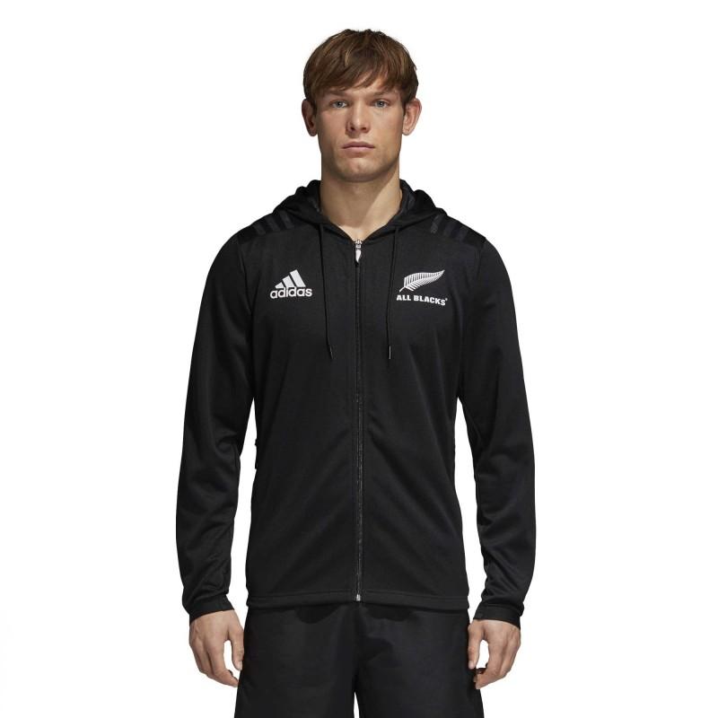 Sweat à capuche All Blacks 2018 / adidas