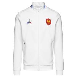 Sweat FZ de Présentation FFR / Le Coq Sportif