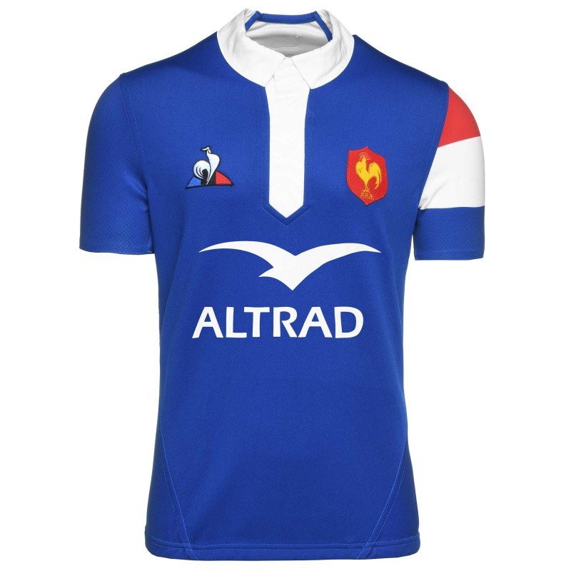 Xv Rugby France Sportif Pro Le Coq De Domicile Maillot OX80nwkNP