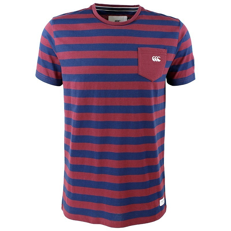T-shirt Rugby Thames UB Bordeaux / Canterbury