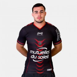 Maillot Rugby Toulon Domicile 2018-2019 Jetset Black / Hungaria