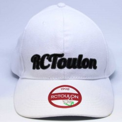 Casquette Rugby Blanche / RC Toulon