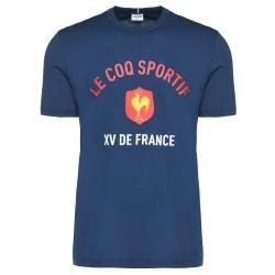Tshirt Rugby Fan FFR / Le Coq Sportif