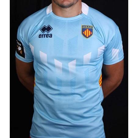 Maillot Rugby Domicile USAP 2018-2019 / Errea