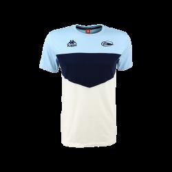Tshirt Rugby Rotonda Bayonne / KAPPA