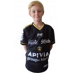 Maillot Rugby Domicile Junior 2018-19 La Rochelle / Hungaria