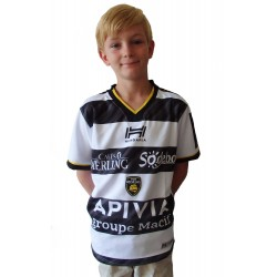 Maillot Rugby Away Enfant 2018-2019 La Rochelle / Hungaria