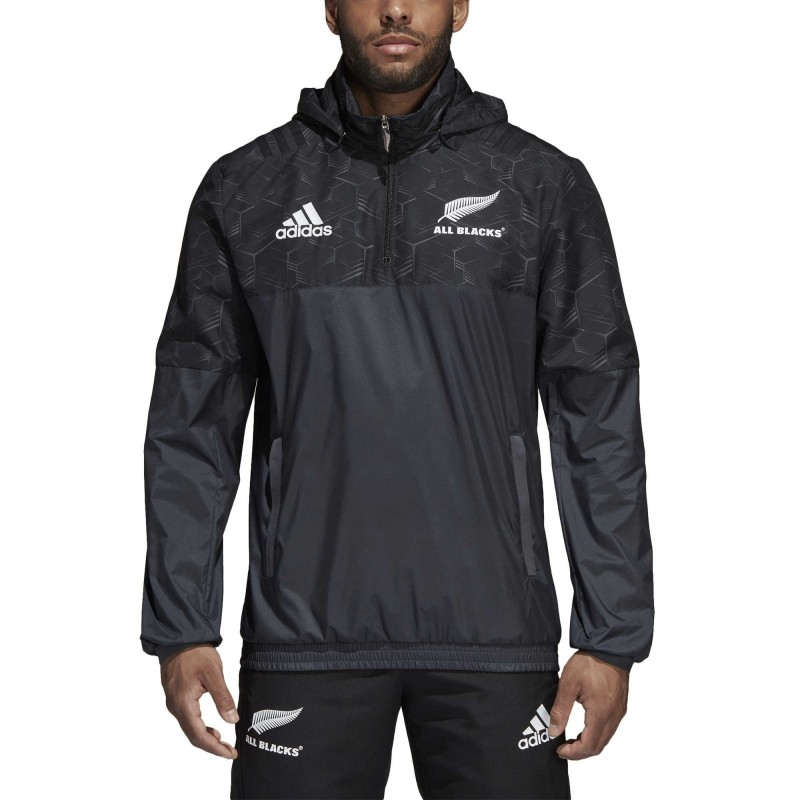 Sweat entraînement All Blacks All Weather / adidas