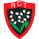 Maillot Rugby RC Toulon Away Enfant 2018-19 / Hungaria