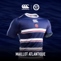 Maillot Rugby Domicile Adulte UBB 2018-2019 / CCC
