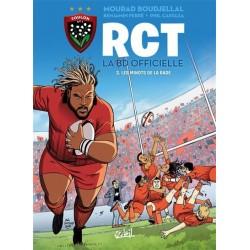 """BD Officielle du RCT """"Les Minots de la Rade"""" - Tome 2"""