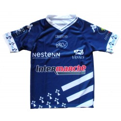 Maillot Rugby Vannes Domicile / Kappa