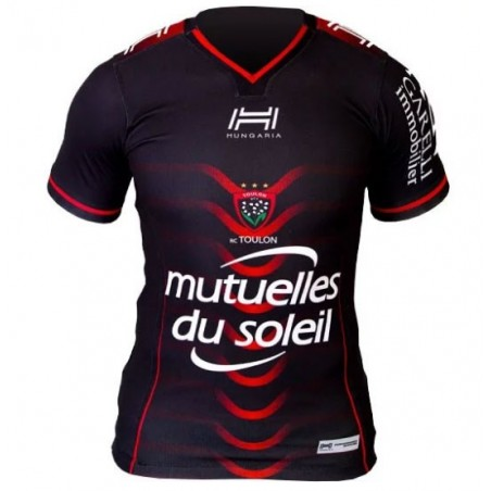 Maillot Rugby Toulon Domicile 2018-2019 Enfant / Hungaria
