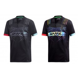 b0940322db1a99 Maillot Rugby Harlequins Adulte-Enfant 2018-2019   Adidas