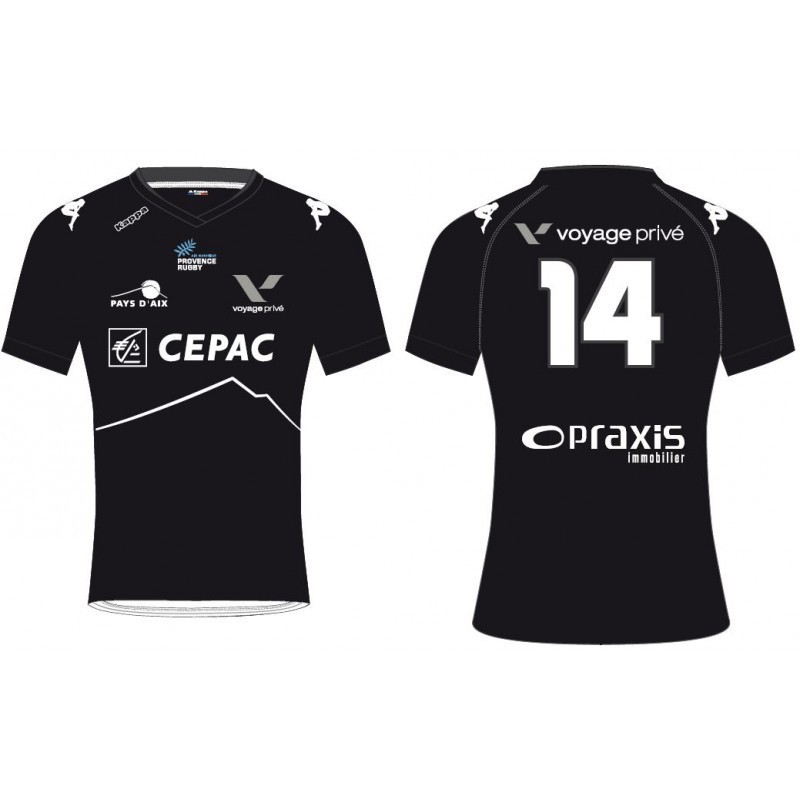 Maillot Domicile Provence Rugby 2018-19 / Kappa