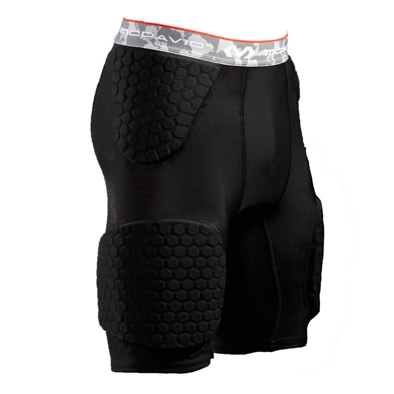 Short de protection HEX / MC David