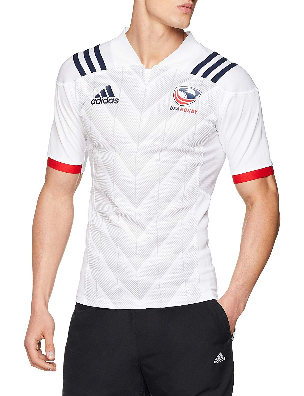 Maillots Rugby Eagles USA Adidas
