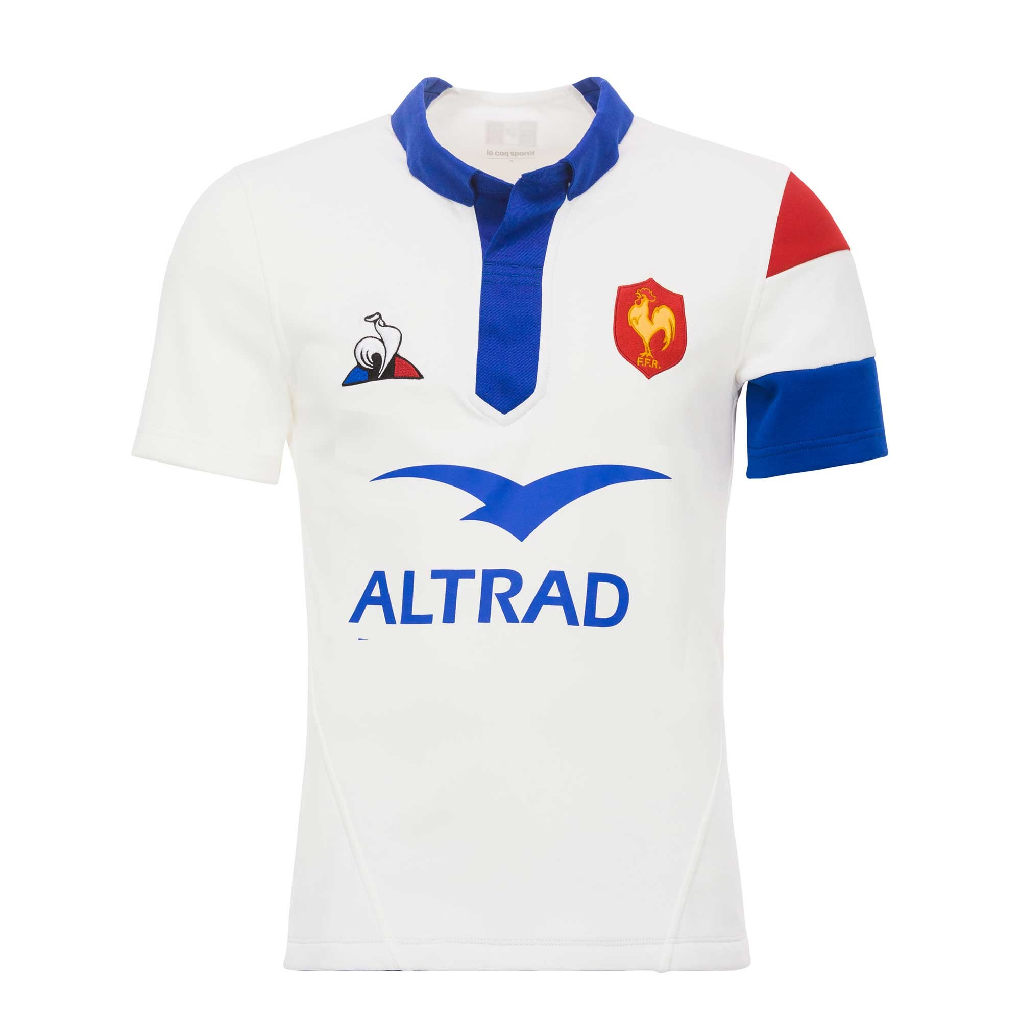 Maillot Rugby Replica Away FFR 2018 2019 Le Coq Sportif