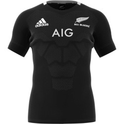 Maillot Rugby Performance All-Blacks 2019 / Adidas