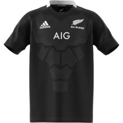 Maillot Rugby Enfant All-Blacks 2018-19 / Adidas