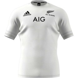 Maillot Rugby Away Adulte All-Blacks 2019 / Adidas