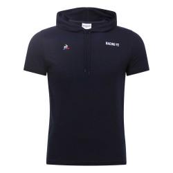 Tshirt à capuche Racing / Coq Sportif