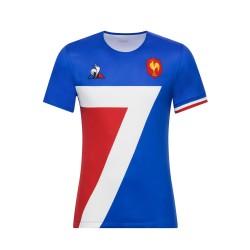 Maillot FFR à 7 domicile 2018-2019 / Le Coq Sportif