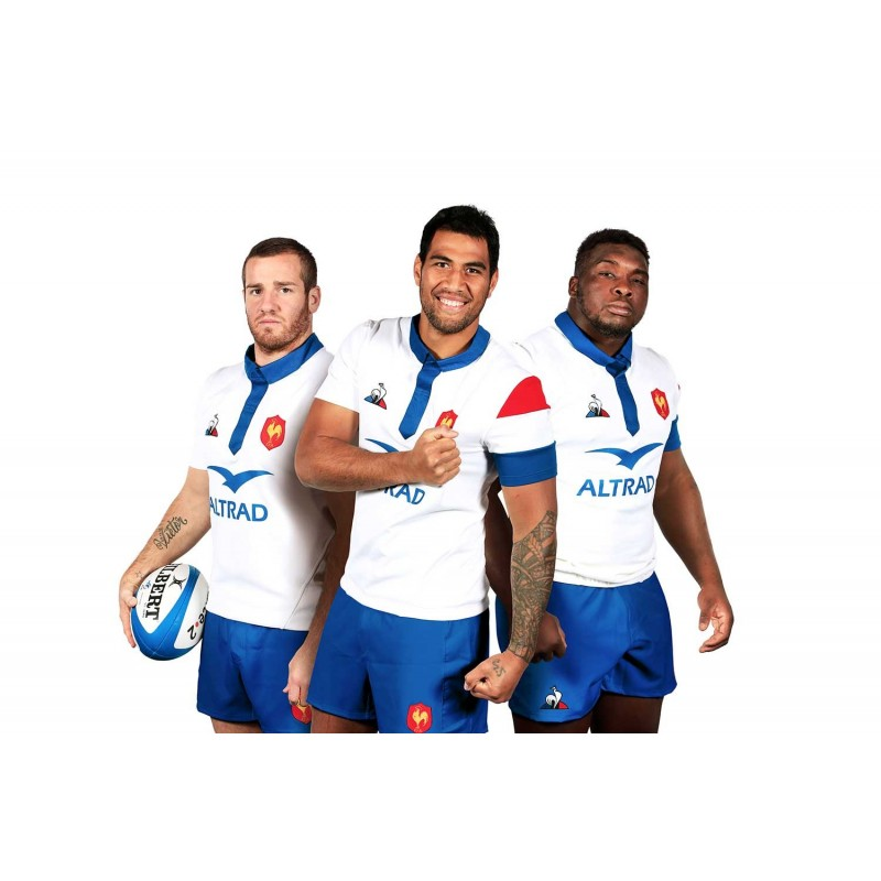 Maillot Rugby Pro Away XV de France / Le Coq Sportif