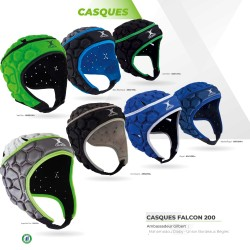 Casque de Rugby Falcon 200 / Gilbert