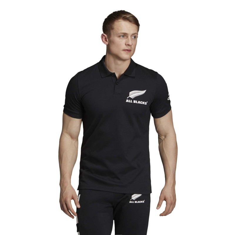 Polo Rugby Supporteur All Blacks 2019 / Adidas