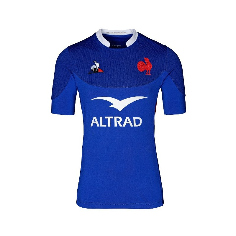 Maillot Rugby Homme XV de France 2019-2020 / Le Coq Sportif