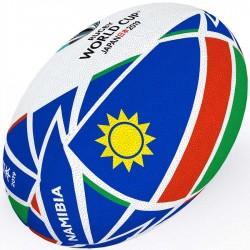 Ballon Rugby Flag Namibie RWC2019 / Gilbert