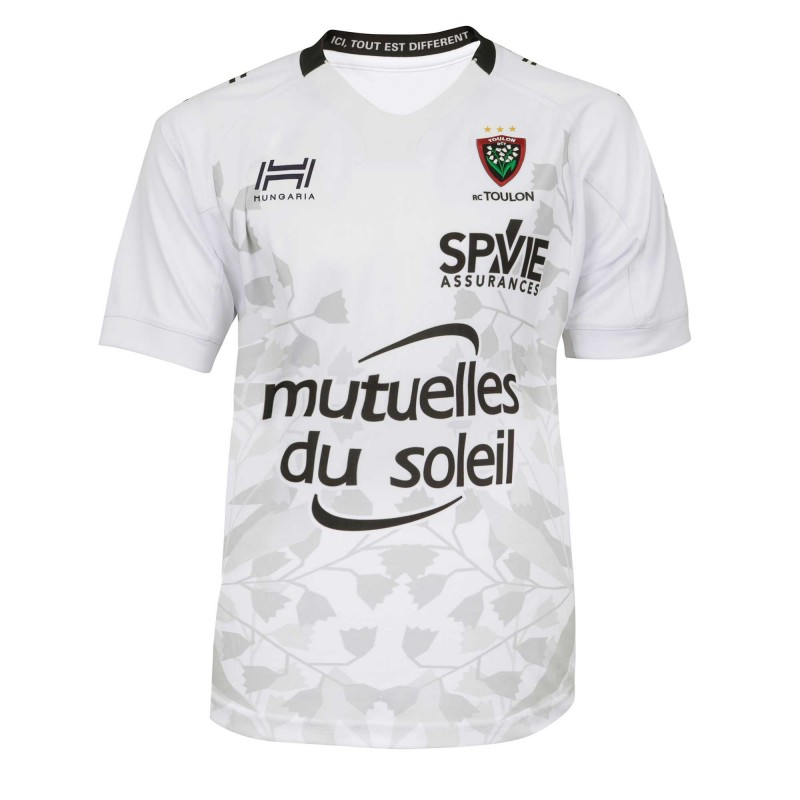 Maillot Rugby RC Toulon Third Adulte 2019-20 / Hungaria