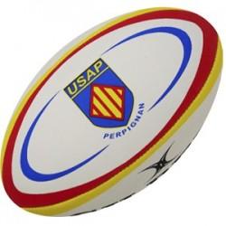 Ballon Rugby Replica Perpignan / Gilbert
