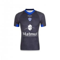 Camiseta Rugby Away Castres Adulto / Kappa
