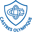 Maillot Rugby Third Castres Olympique Adulte 2020/ Kappa