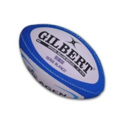 Mini Ballon Rugby Replica Agen / Gilbert