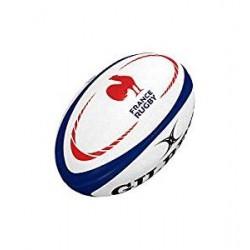 Ballon Rugby replica XV de France / Gilbert