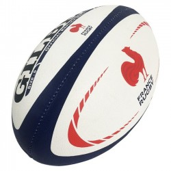 Ballon Rugby Replica Midi France / Gilbert