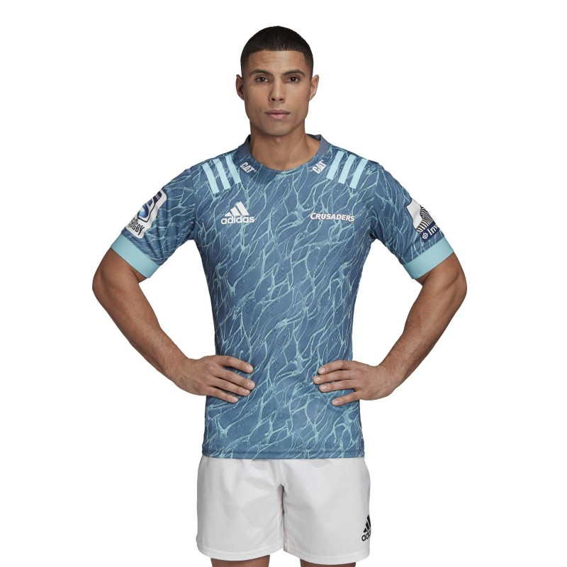 Maillot Rugby Crusaders Away 2020 / adidas