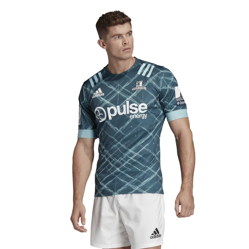 Maillot Rugby Away Highlanders 2020 / adidas