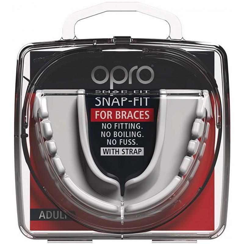 Protège-dents Snap Fit pour appareil / OPRO