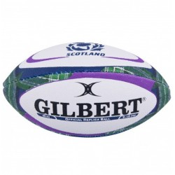 Mini Ballon Rugby Replica Ecosse / Gilbert