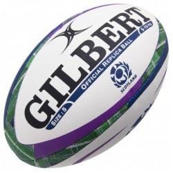 Ballon Rugby Replica Ecosse / Gilbert